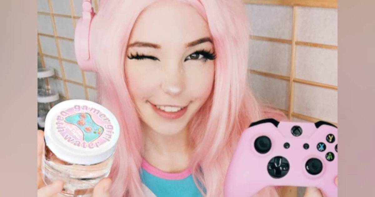Belle Delphine - gamer girl bath water