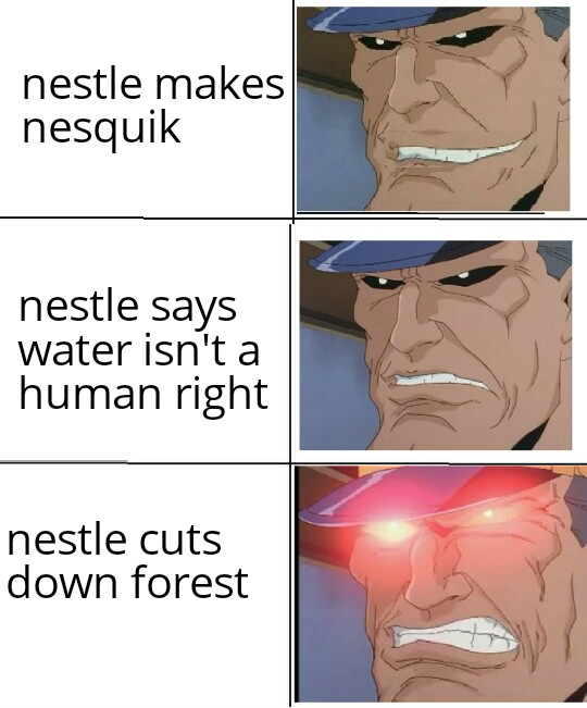 Water is Not a Human Right