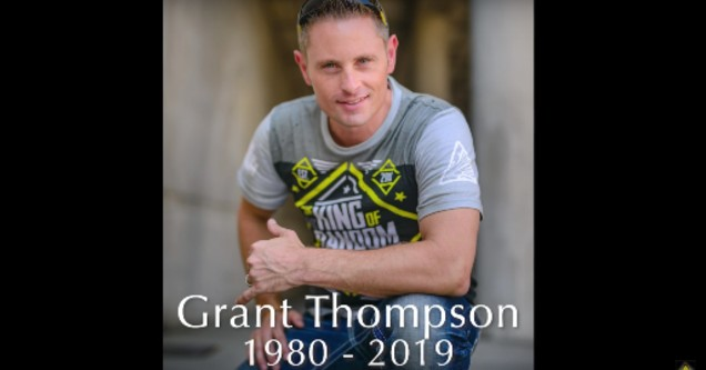 YouTuber Grant Thompson death