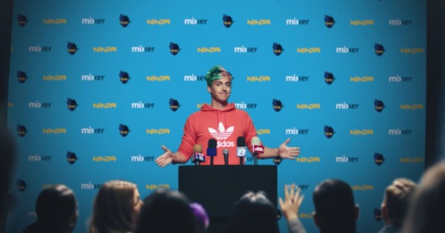 Famous streamer Tyler 'Ninja' Belvins announces that he is leaving the Twitch streaming platform in favor of Microsoft's mixer streaming service.