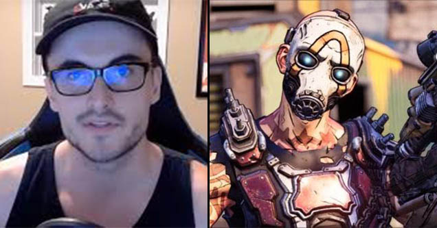 YouTuber SupMatto had private investigators sent to his house after accidentally releasing leaked video of Borderlands 3.