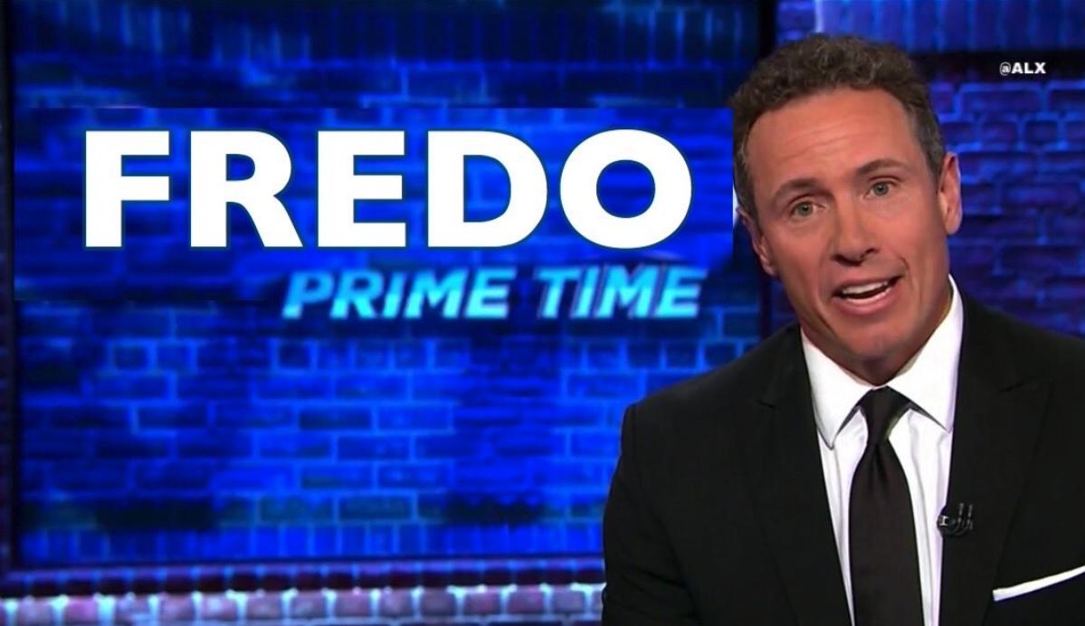 Chris Cuomo Fredo memes - Fredo Prime time