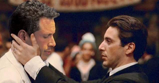 Chris Fredo Cuomo memes - photoshop of Chris Cuomo as Fredo from the Godfather