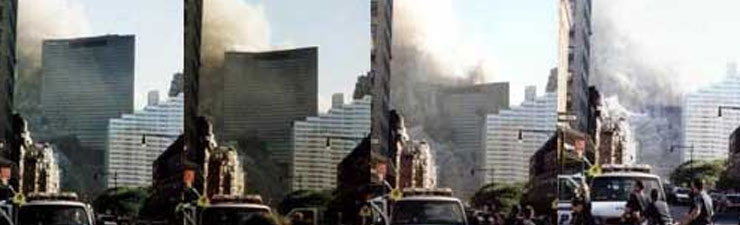 There has been much speculation and doubt surrounding  the official story of the fall of the 47-story World Trade Center Building 7. Late in the afternoon of September 11, 2001, the building collapsed and that the cause of the collapse were fires in the building.  Many people from regular citizens to engineers and architects have claimed the building was actually brought down by a controlled demolition.