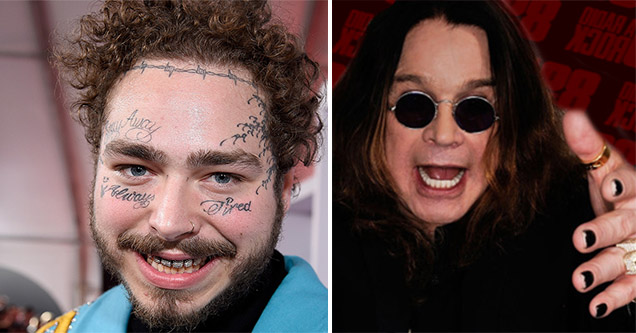 Post Malone fans think that Ozzy Osbourne is a new artist and it's annoying as hell.
