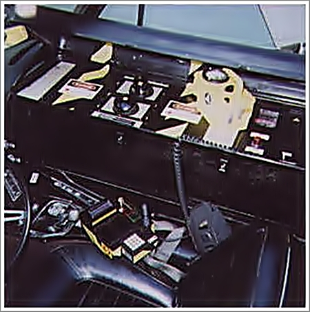 An image of John Titor's alleged time machine posted by John Titor in 2001.
