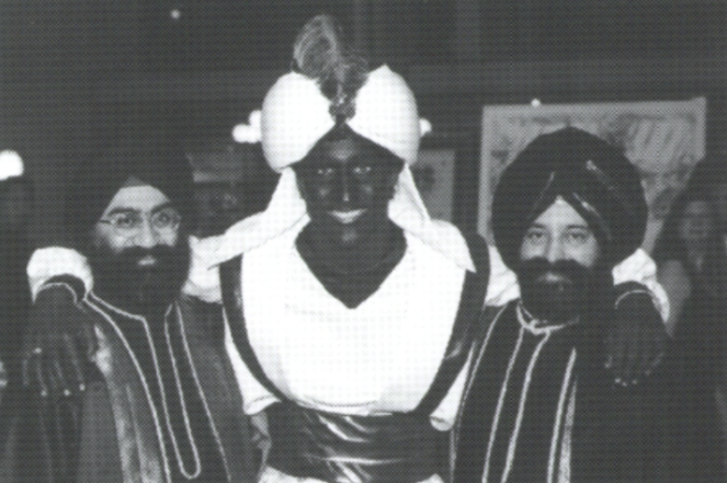 Justin Trudeau was caught wearing both brown and black face