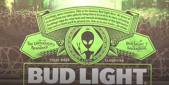 It's finally here! The much anticipated Storm Area 51 (or Area 51 Raid, whichever you prefer) has arrived after months of waiting people are arriving in the small town of Rachel, Nevada for the event.    What started off as a joke / meme / online trolling, quickly turned into an actual event with festivals, parties, music being planned out, even some big brands jumped on board like Budweiser with their Bud Light Alien Brew.