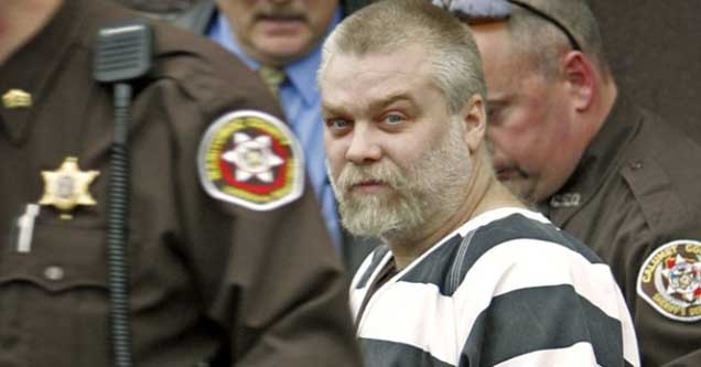 Alleged murderer Steven Avery