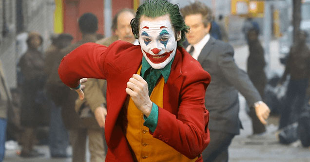 The Joker says the n-word is just a meme and from what we can tell will not happen when the Joker is released on October 4th. However, that hasn't stopped people from believing it to be true.
