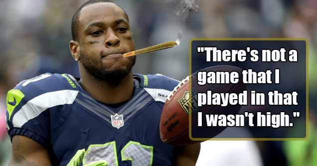 Percy Harvin opens up about his marijuana use