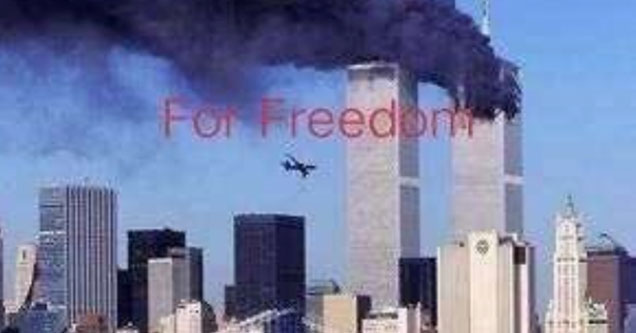 Weibo is the Chinese version of Twitter (which is banned in China) and people (Chinese) have taken to the social media platform to make fun of 9/11 in honor of freedom of speech.