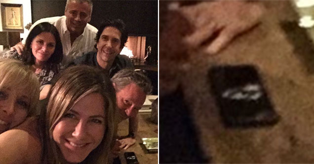 Jennifer Aniston broke the Internet recently when she finally joined the social media app, Instagram and posted a photo of what appears to be cocaine.