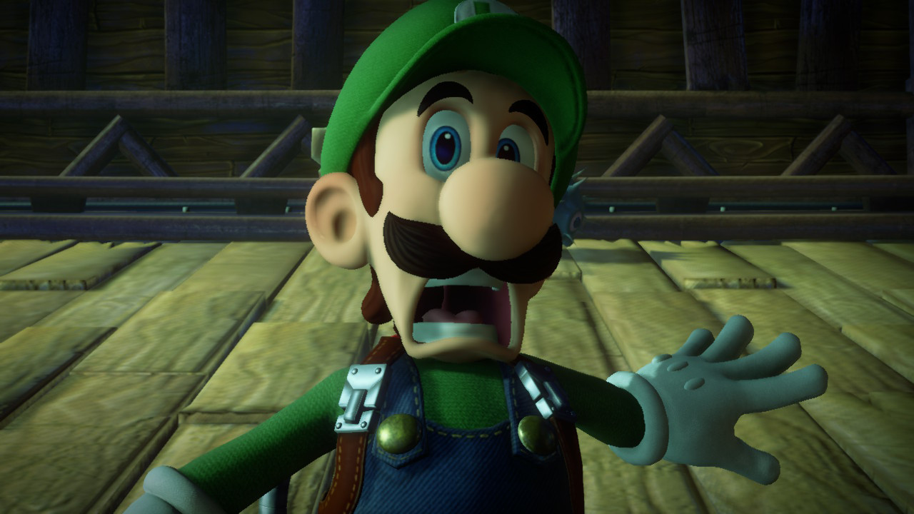 Luigi's Mansion 3 memes, tweets and reactions.