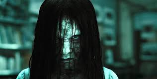 Image from the popular Hollywood film The Ring