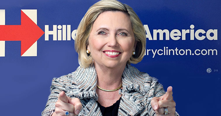 Hillary Clinton wants you to know that
