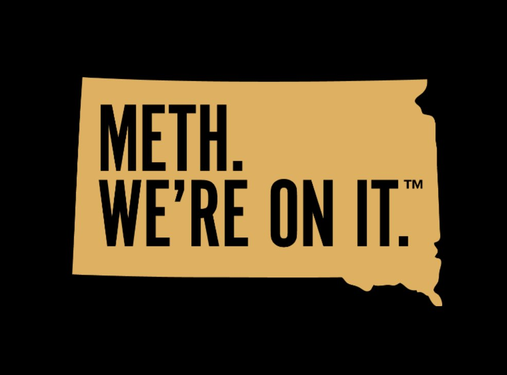 Alternate versions of the South Dakota, Meth Im On It Campaign