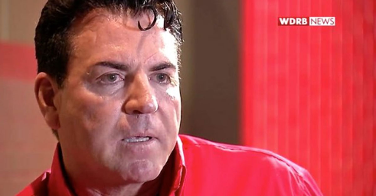 Ex Papa Johns CEO, John Schnatter conducts one of the weirdest interviews ever and is currently breaking the Internet.