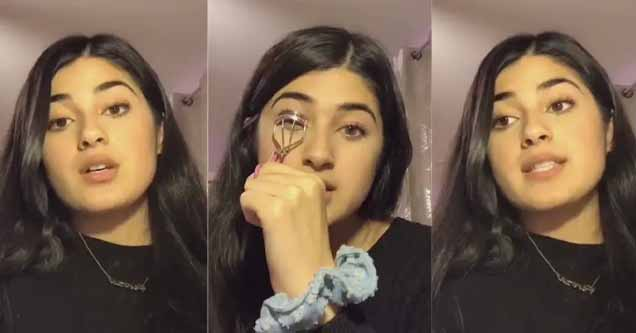 Feroz Aziz's takedown of Chinese human rights violations disguised as makeup tutorial