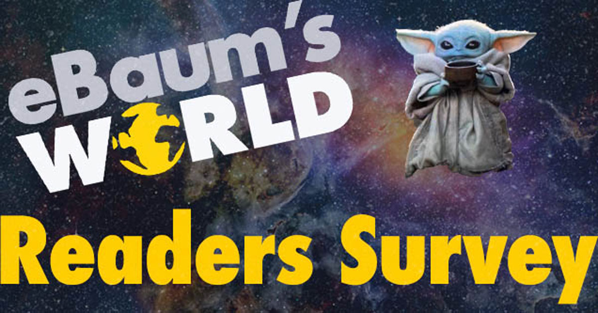 ebaum's world readers survery from the past decade and predicting the next decade.