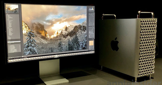 60 thousand dollar new mac pro