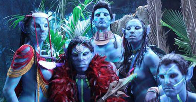 pic of the new avatar 2 design concept group photo of various characters