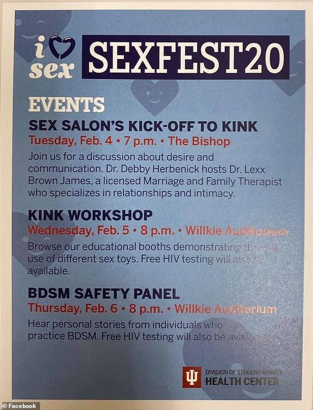 sex fest indiana university