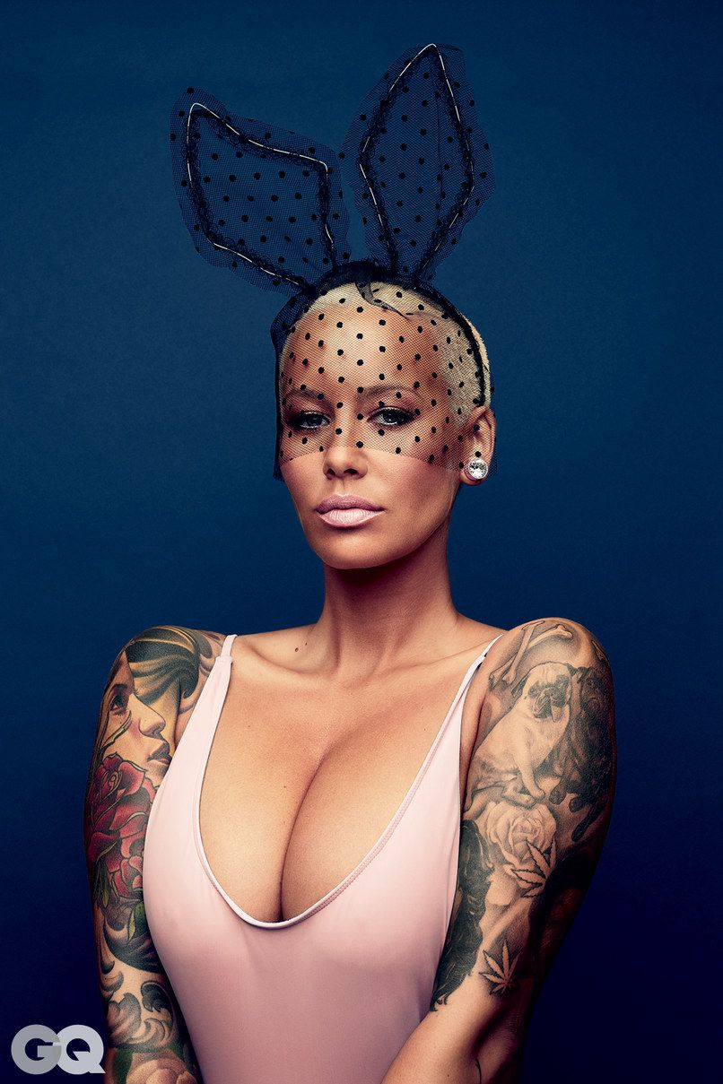 sexy photo of Amber Rose