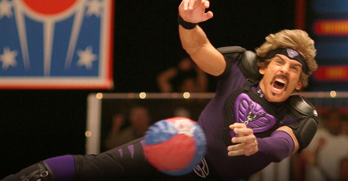 Ben Stiller, dodgeball, espn 8, the ocho, march 22, 2020