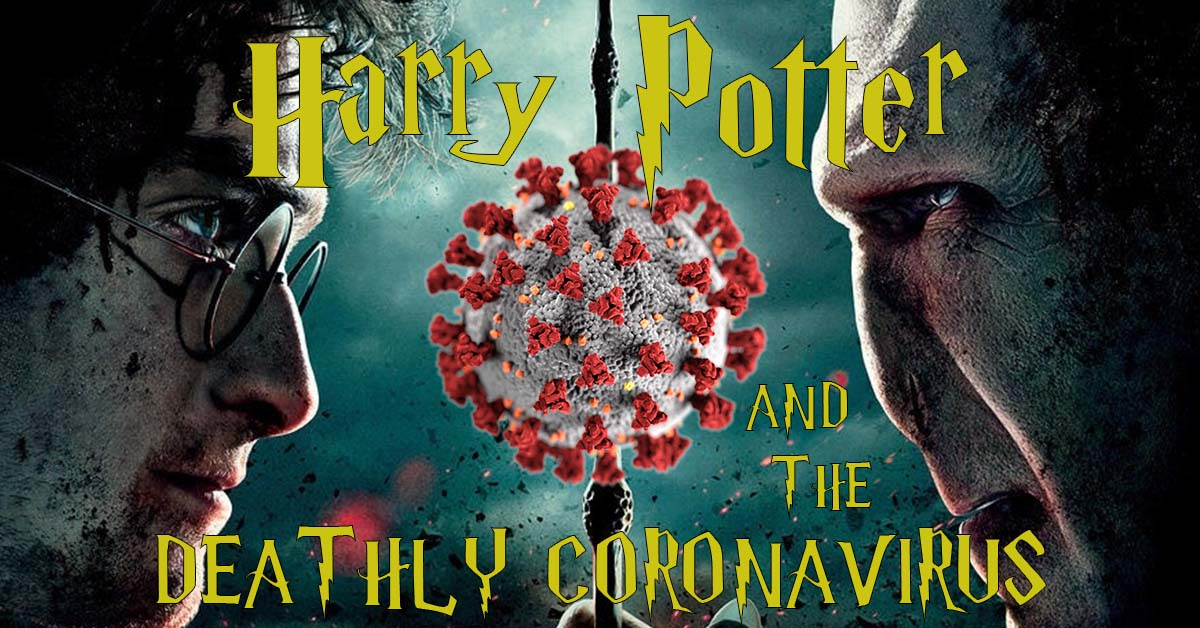Harry Potter and the Deathly Coronavirus - fan fiction written by talk to transformer.