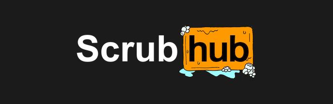 scrubhub logo