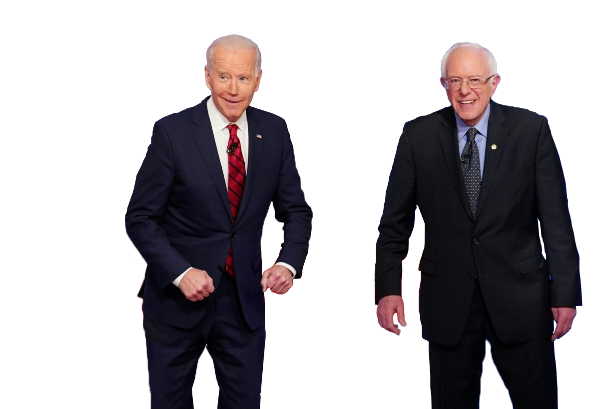 Photoshop Contest 131 Biden And Bernie Funny Contest