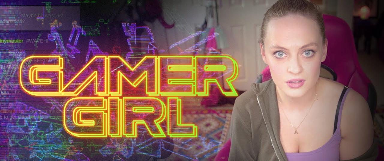gamer girl video game