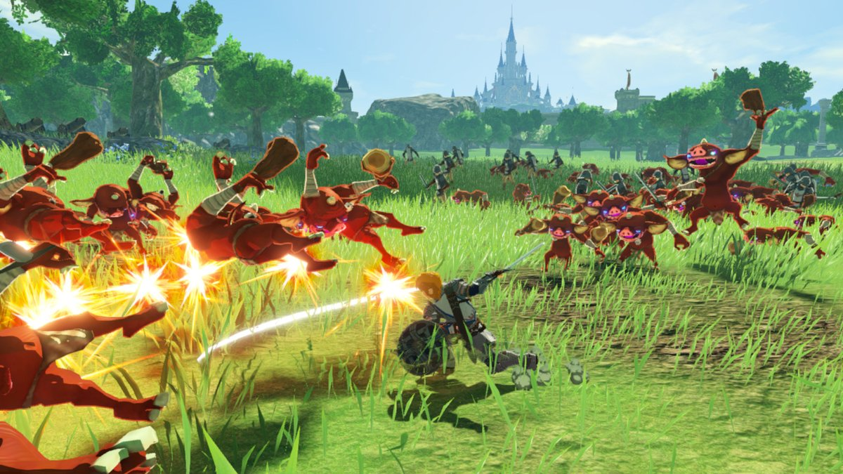Hyrule Warriors Age Of Calamity Is Gonna Be Super Depressing Wtf Article