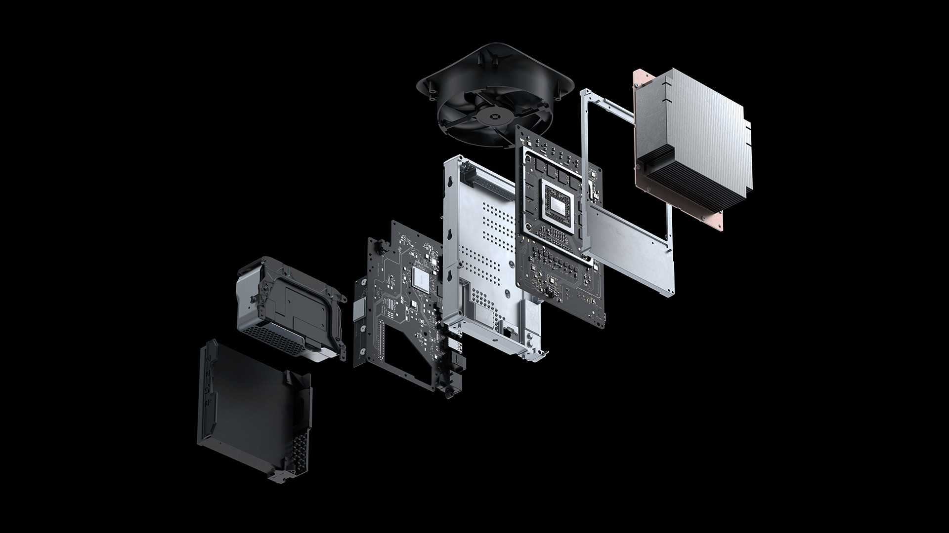 xbox series x hardware