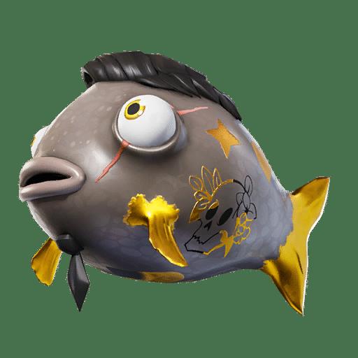 fortnite chapter 2 season 4 midas flopper fish