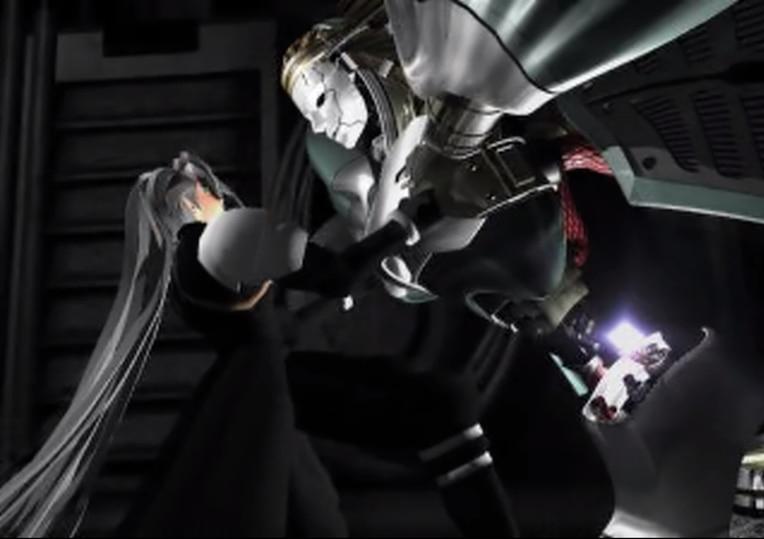 jenova sephiroth final fantasy VII 7