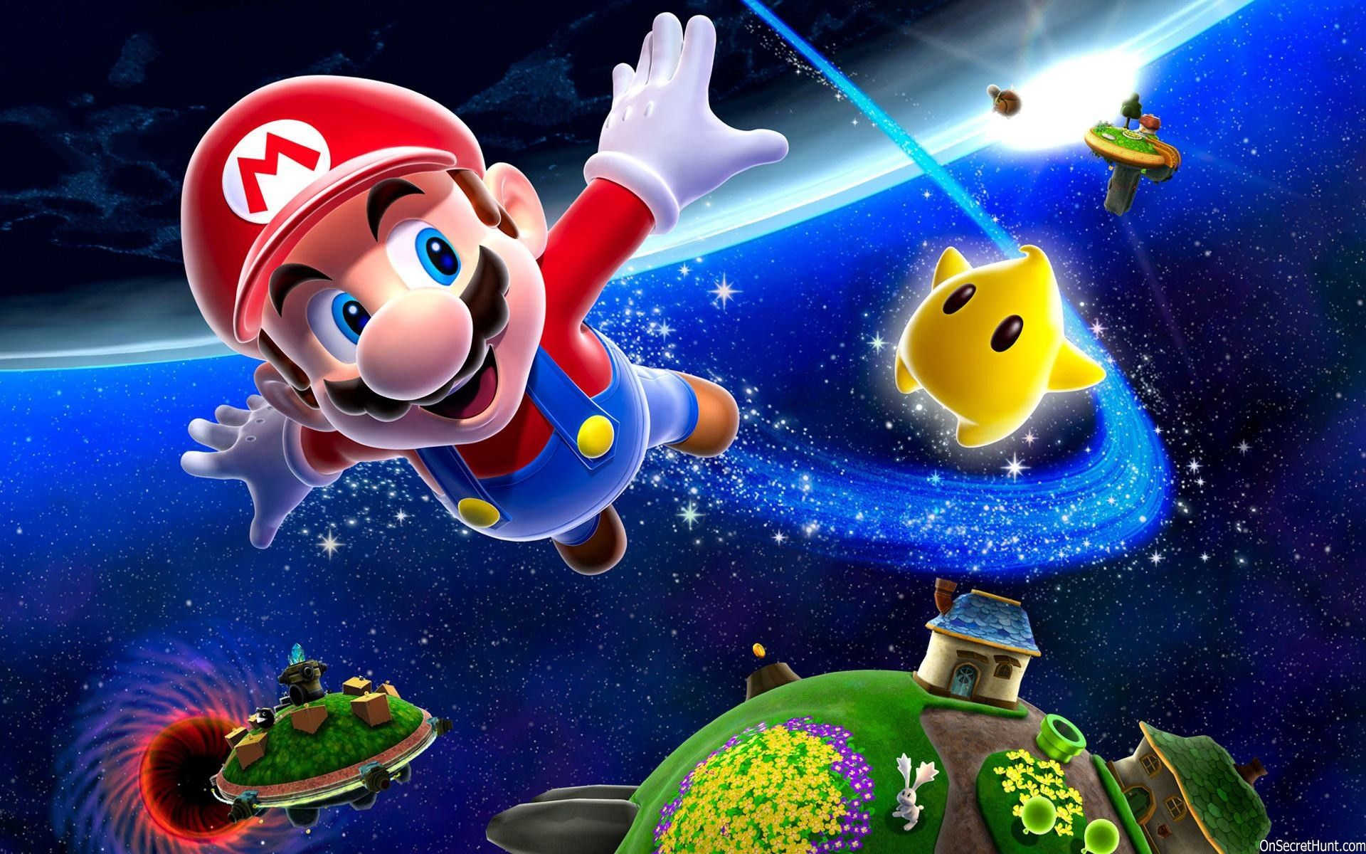super mario galaxy super mario 3d all-stars