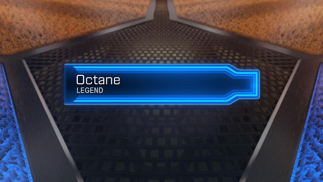 rocket league octane legend