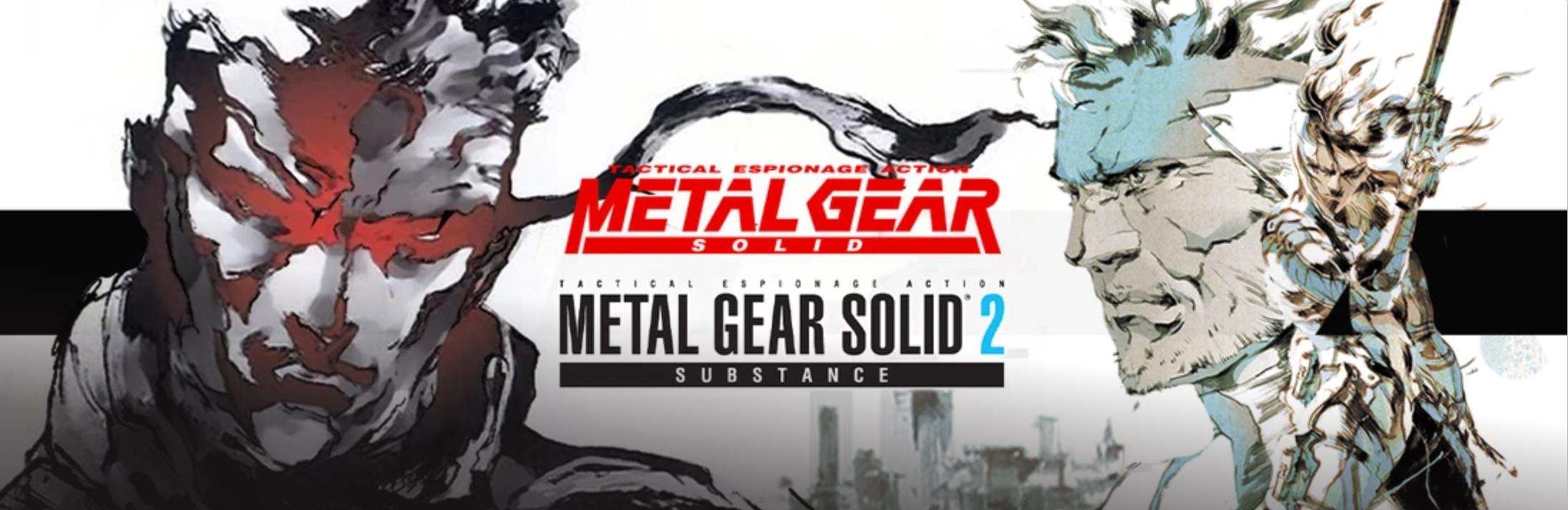 metal gear solid metal gear solid 2