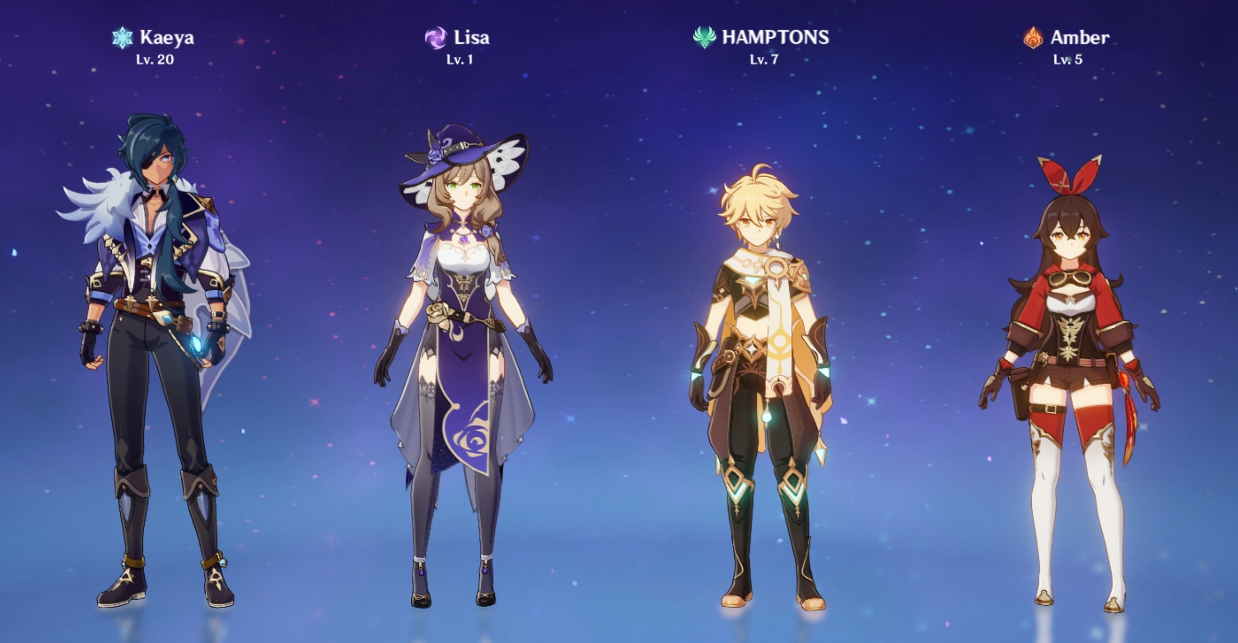 genshin impact video game