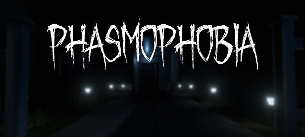 phasmophobia video game