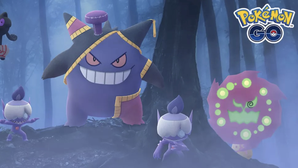 pokemon go halloween event