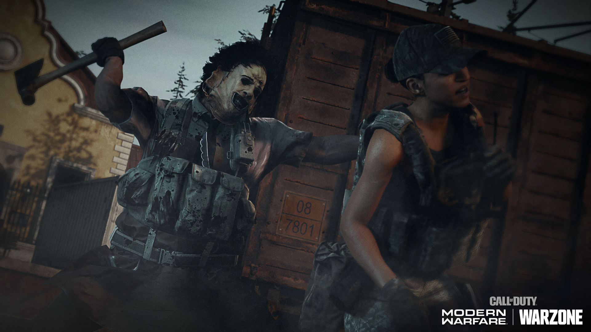 call of duty warzone haunting of verdansk halloween update
