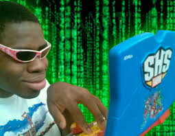 hacker meme matrix
