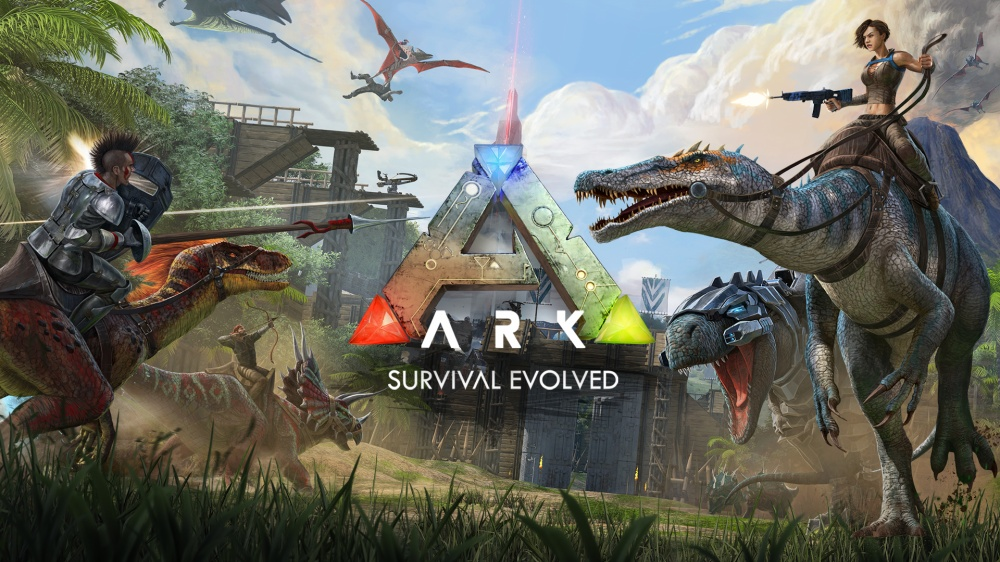 ark video game