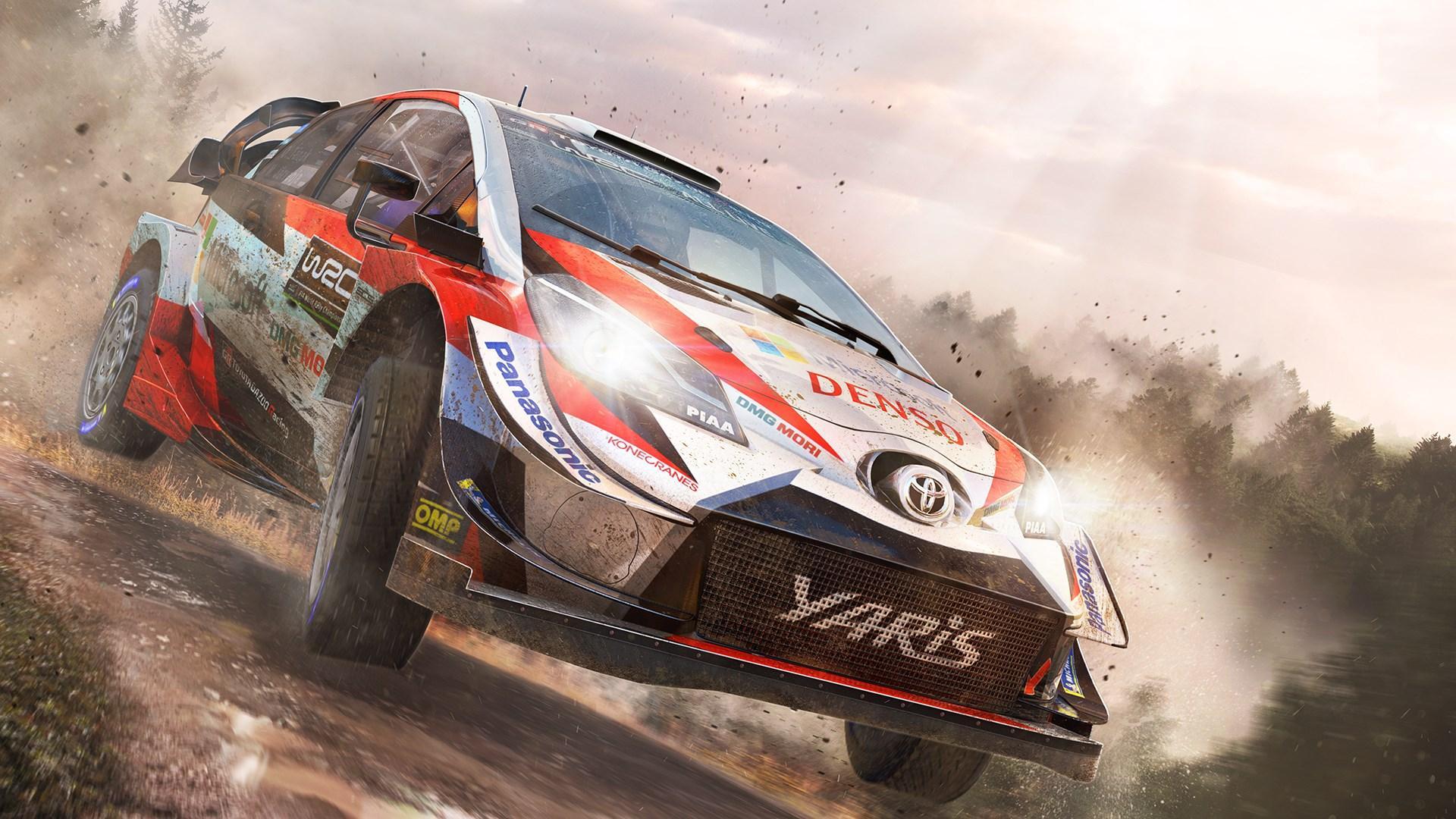 WRC 9 FIA World Rally Championship