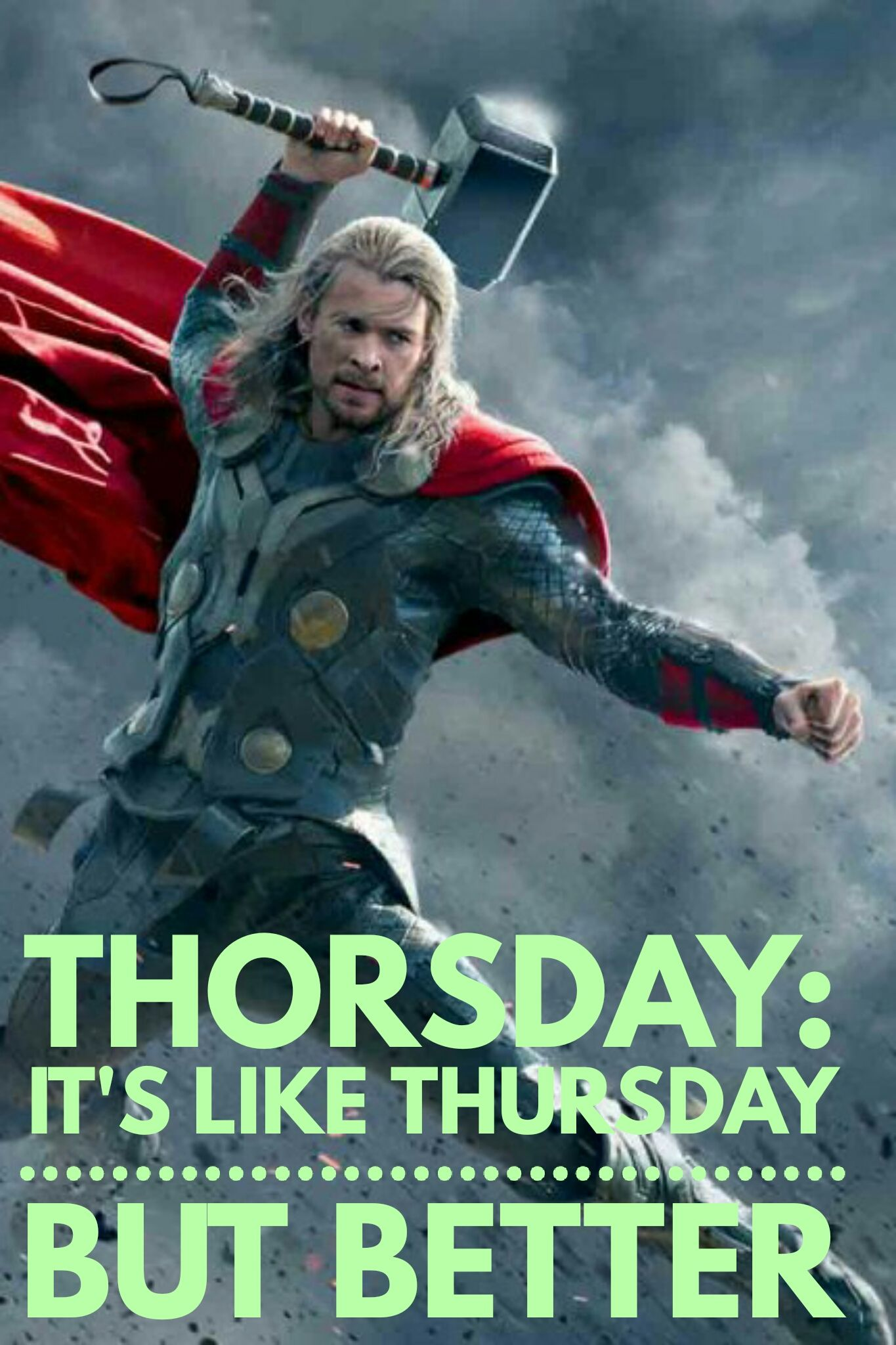 viking thorsday thursday