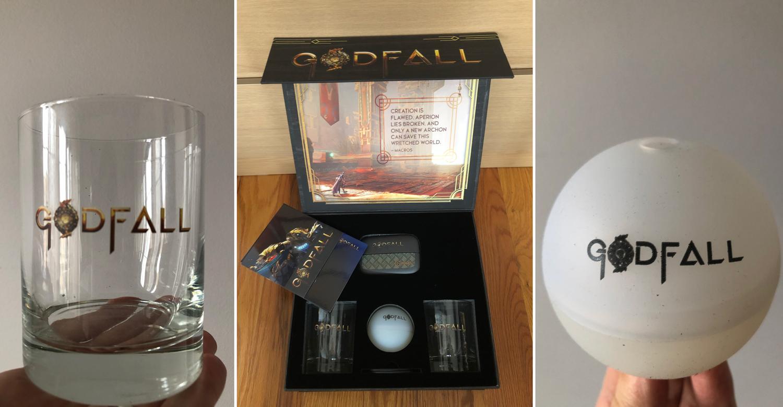 godfall video game merchandise