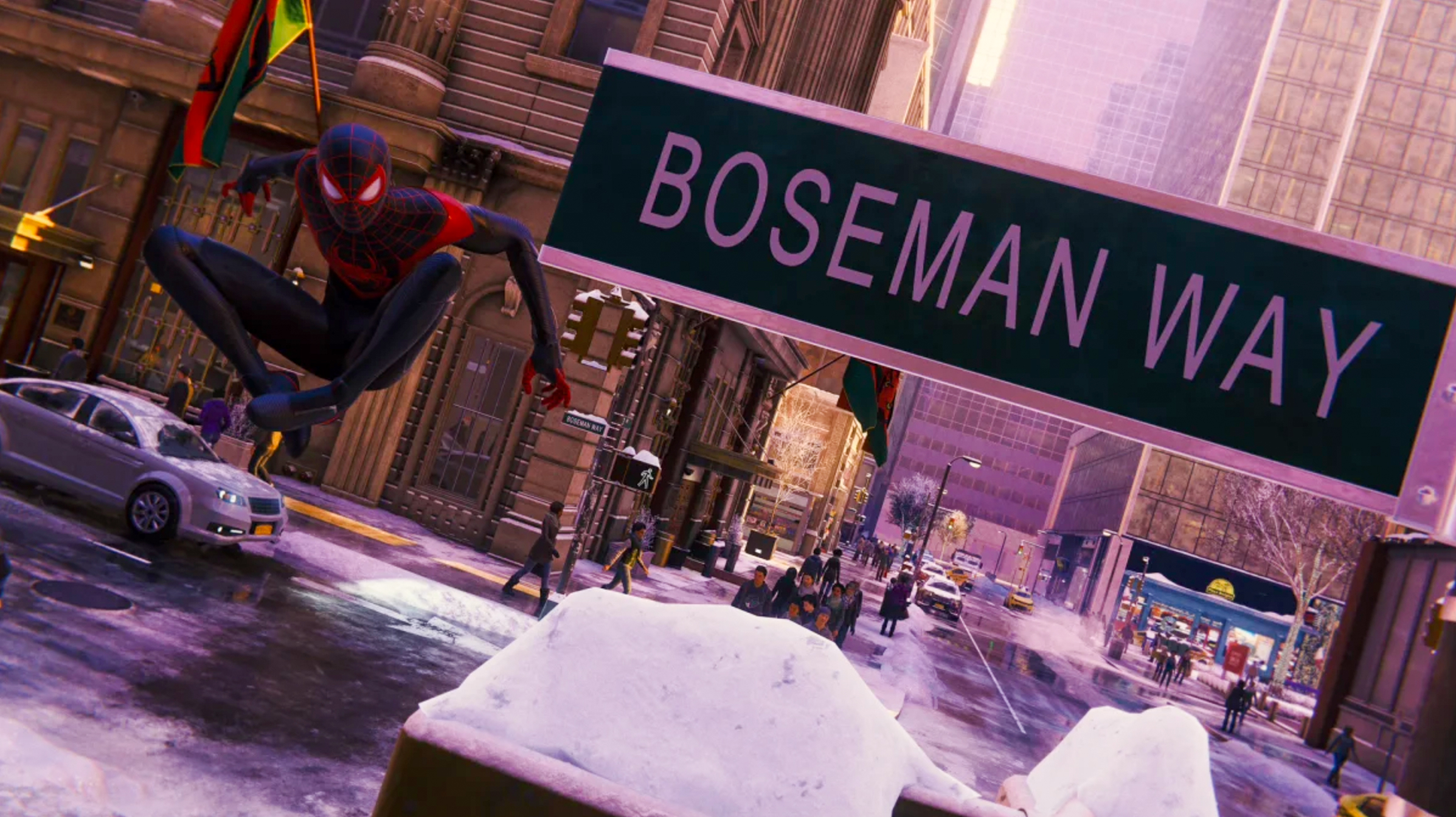 spider-man miles morales video game easter eggs